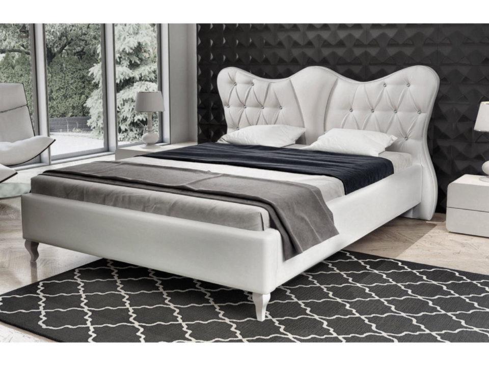 Łóżko Bary