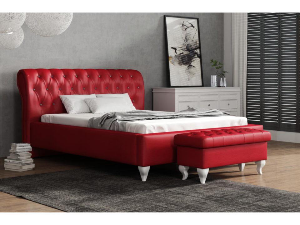 Łóżko Bruno