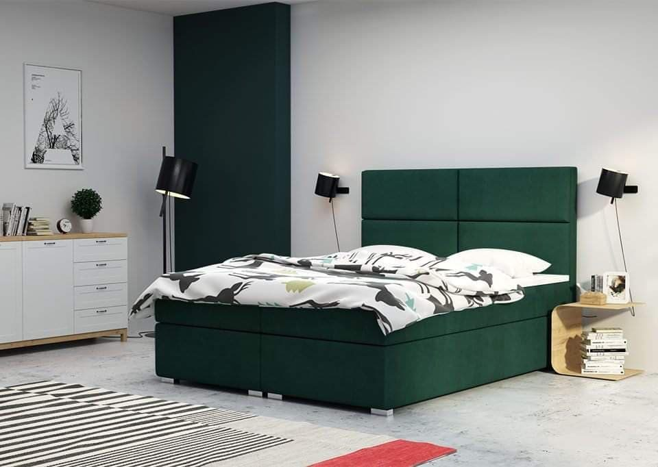 Łóżko kontynentalne Stella